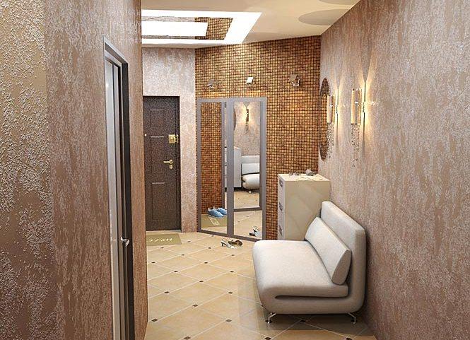 фотообои для коридора в квартире фото