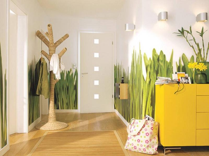 фотообои для коридора: