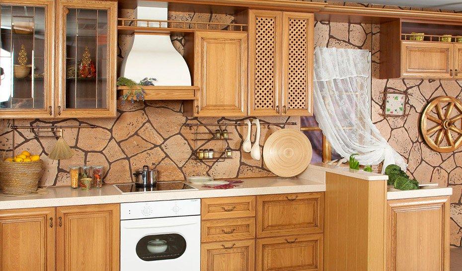Оригинальные шторы для кухни своими руками фото
