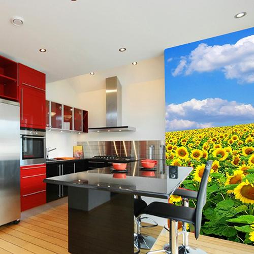 обои на кухню фото купить на кухню