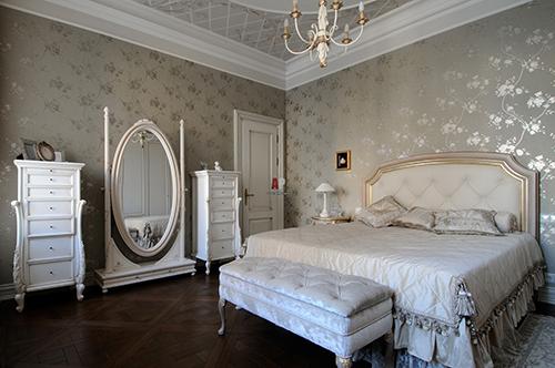 Интерьер спален в стиле модерн