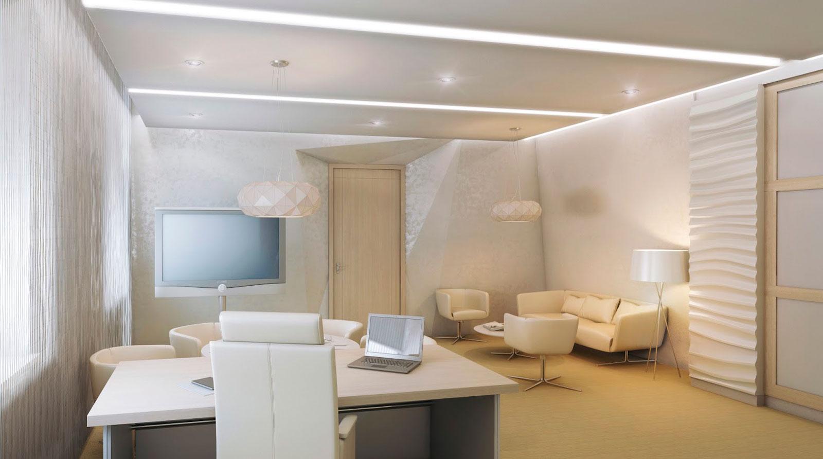 Интерьер офис кабинет дизайн