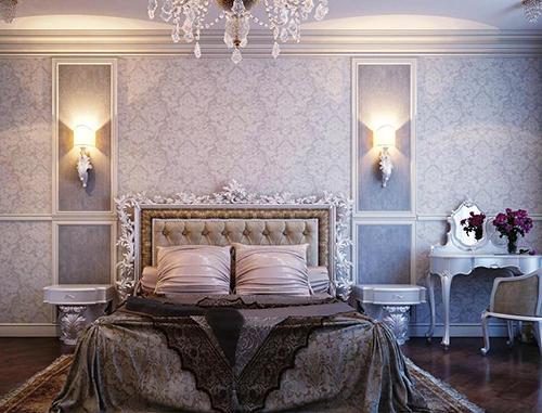 oboi. Black Bedroom Furniture Sets. Home Design Ideas